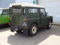 1965 Land Rover 88 Metal Top (Skitmeister) Tags: dr3086 carspot nederland skitmeister car auto pkw voiture