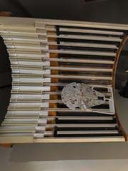 2018-06-26-22h33m24 (FarFarAway_ScaleModels) Tags: star wars sw episode7 tfa the force awakens millennium falcon milennium jakku destroyer scalebuild modell kit model makett diorama scratchbuilt scratchbuild kitbash