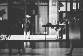 Respect the hatter.  👀  #thewayhome #portraitcentral #graphic #hat #streetshot #thisislondon #art #of2humans #friendsinperson #urban #hat #capturestreet #streetbwcolor #people #lightandshadow #moodygrams #streetphotography #nikon #londonlife #wethest