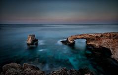 Cape Greco (Robgreen13) Tags: cyprus capegreco seascape seastack arch ocean mediterranean ayianapa seacaves sunrise