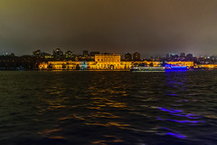 Istanbul - Dolmabahçe Palace, Bosphorus (saga446) Tags: istanbul dolmabahçe palace bosphorus bosphor turkey traveler tourist