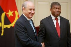 Rui Rio em Angola
