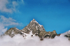 . (Careless Edition) Tags: photography film mountain nature nepal himalaya sagarmatha trek