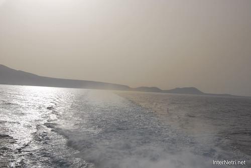 Паромом Фред Ольсен з Тенеріфе на Гомеру, Канарські острови  InterNetri  0978