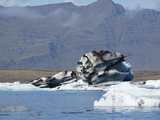 Laguna Jokulsarlon en el glaciar Vatnajokull  Islandia 23