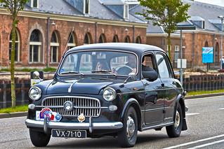 FIAT 1100 B 1957 (6757)