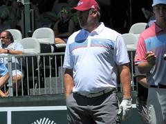 Doug Pederson on the 17th hole (vpking) Tags: celebritygolf americancentury edgewoodgolfcourse tahoesouth nevada southlaketahoe philadelphiaeagles