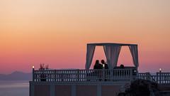 Atomic (sdupimages) Tags: sunset shadow silhouette ombre sky ciel light lumiere santorini greece grece landscape seascape paysage architecture mobilier