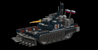 t90ms futuristic tank version1