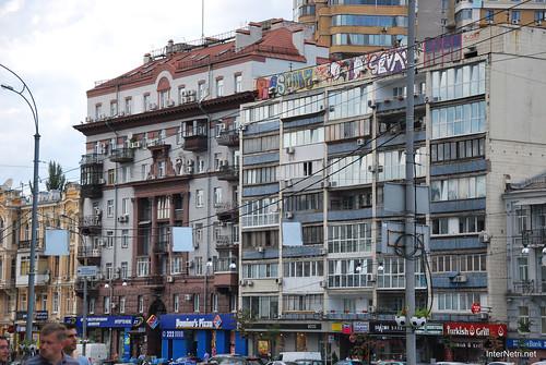 Басейна вулиця, Київ  InterNetri Ukraine 093