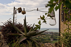 Torre di Palme_Marche_italy (Mizar Settantuno) Tags: ancient art city europe flower flowers garden green holiday house italia italy landscape sea mare medieval village ngc nikkor nikon old photo photography photos picture pictures rock sky square stone street summer travel trip vacation urban