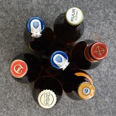 Made in Belgium. (wimjee) Tags: nikond7200 nikon d7200 afsdxnikkor35mmf18g beer bottle belgium
