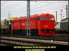 idn3354 (ribot85) Tags: 321021 321 acciona vicalvaro vk alco tren maquina