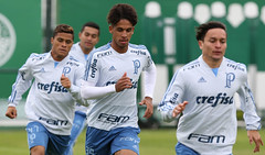 Fotos do Treino (10/07/2018) (sepalmeiras) Tags: academiadefutebol palmeiras sep treino vitinho artur yan