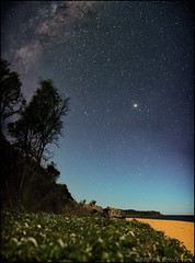 Mars n Milky Pearl (GTV6FLETCH) Tags: zeiss3570mm34 zeiss zeiss3570mm zeisscontax357034 ziess panorama pearlbeach milkyway stars 5dsr canon canoneos5dsr cyvariosonnar3570f34t