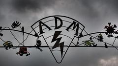 ADM - anders denkende Menschen?! (Pico 69) Tags: adm hafengebiet anderssein abgeschottet alternativ amsterdam pico69