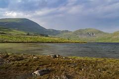 Llyn Cwmystradllyn June 2018 (Jimmy Davies) Tags: wales cymru gwynedd snowdonia harbour summer coast beach landscape