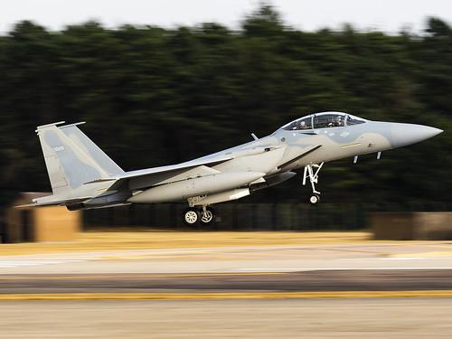 Royal Saudi Air Force | Boeing F-15SA | 12-1026