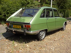 1975 Renault 16 TX (Skitmeister) Tags: thrs16 carspot nederland skitmeister car auto pkw voiture