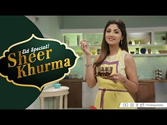 Best Diet and Healthy Recipes - Video : Sheer Khurma | Shilpa Shetty Kundra | Healthy Recipes | The Art Of Loving Food