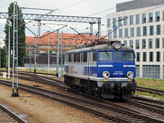 PKP EP07-1065 (jvr440) Tags: trein train spoorwegen railroad railways pkp ic ep07 wrocław główny