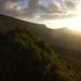 Mountain sunset over Kastamonu