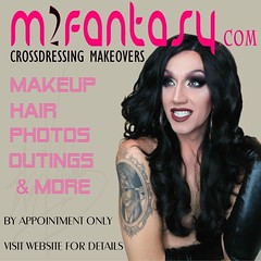 www.M2Fantasy.com (amyvodka@ymail.com) Tags: m2f tgirl ts tg tv cd crossdresser crossdressing makeover