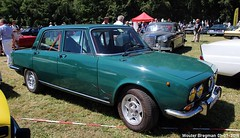 Alfa Romeo 2000 Berlina 1976 (XBXG) Tags: 26nk43 alfa romeo 2000 berlina 1976 alfaromeo2000 alfaromeoberlina alfaromeo ar green vert concours délégance 2018 paleis het loo apeldoorn nederland holland netherlands paysbas vintage old classic italian car auto automobile voiture ancienne italienne italie italia italy vehicle outdoor bertone