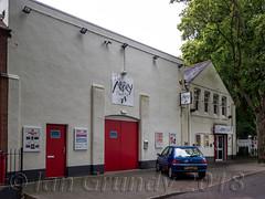 Abbey Theatre 1951 (stagedoor) Tags: nuneaton warwickshire abbey poolbankstreet drillhall theatre theater teatro cinema cine kino building architecture olympus omdem1mkii copyright eastmidlands midlands england uk cta