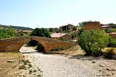 Pont de La Pobleta de Sant Miquel (Enllasez - Enric LLaó) Tags: puente pont barranco 2017 aragón maestrat maestrzgo