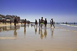 La orilla - The seashore