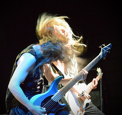 Sister Shotgun (neil_mach) Tags: sistershotgun hair hairband guitar guitars guitarist neilmach sister shotgun