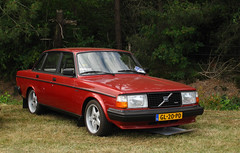 1981 Volvo 244 Turbo (rvandermaar) Tags: 1981 volvo 244 turbo volvo244turbo 240 volvo240 sidecode4 gl20pd