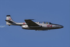 PZL-Mielec TS-11 Iskra bis D - 32 (NickJ 1972) Tags: poznan airshow 2018 aviation pzl mielec ts11 iskra bis spybc 1214