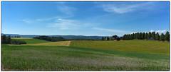 Nannestad July Panorama #3 (Krogen) Tags: norge norway norwegen akershus romerike nannestad sommer summer krogen landscape landskap fujifilmx100 imagecompositeeditor panorama