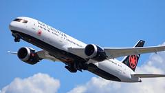 Air Canada (C-FVLX) (A Sutanto) Tags: air canada ksfo sfo airport ac boeing b789 b787 dreamliner plane spotting take off cfvlx
