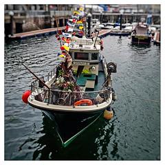 (Lanpernas .) Tags: boat satanásbi karmengojaiak 2018 muelle jarana donostia barco pesquero virgen cameraphone