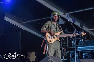 Nattali Rize @ Afro-Latino Festival 2018.