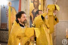 Богослужения Недели 8-й по Пятидесятнице