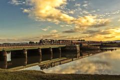 Mainline_2018_07_22_147 (Phil_the_photter) Tags: steam steamloco steamengine steamrailway 45690 leander jubillee 5xp frodsham danieladamson valley penmaenmawr chester northwalescoastexpress northwales rhyl rafvalley
