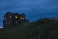 Outer Banks Evening Cabin (Farm Raised Cooking) Tags: outerbanks obx northcarolina carolina island sky dramatc sunrise sunset clouds islandlife life nc