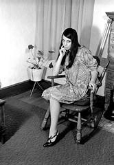 1960s Vintage Amputee 02 (jackcast2015) Tags: handicapped disabled disabledwoman cripledwoman onelegwoman oneleggedwoman monopede amputee legamputee crutches crippledwoman