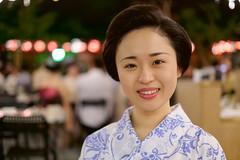 2018 Kamishichiken Beer Garden (balbo42) Tags: 2018 kyoto geimaiko yasaka japon kai maiko july miyabi geiko xh1 fujifilm japan