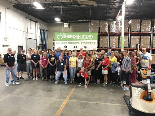 AARP Packing Event 7/25/18