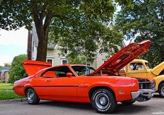 1970 Mercury Cyclone Spoiler (Chad Horwedel) Tags: 1970mercurycyclonespoiler mercurycyclonespoiler mercury merc cyclonespoiler classic car sycamore illinois