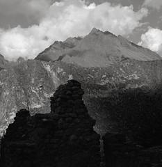 Patallacta, Peru (austin granger) Tags: patallacta peru inca incatrail remains evidence archaeology time stone mountain trek square film gf670