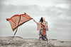 Devastation and Pride (HarQ Photography) Tags: nikon d700 tamron 2875mm portrait conceptual dune sand japan shizuoka model