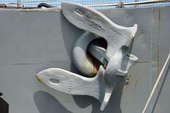 2018 05 04 187 USS Yorktown (Mark Baker.) Tags: 2018 america baker carolina charleston dd724 mark may sc south us usa uss day destroyer laffey outdoor photo photograph picsmark spring states united anchor outside