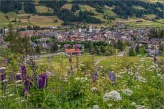 Blick auf Innichen, Südtirol / View of Innichen, South Tyrol (ludwigrudolf232) Tags: innichen ortschaft südtirol
