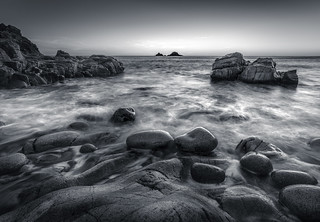 Incoming Tide, Porth Nanven